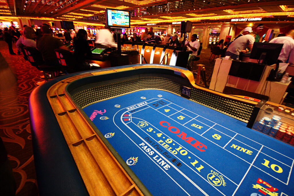 mesa ruleta verison europea de casino