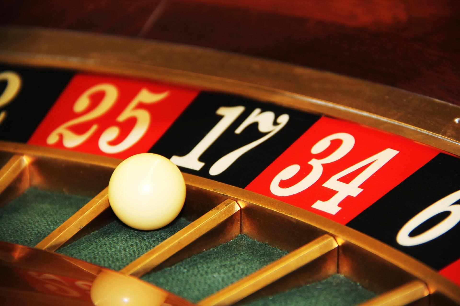 números de apuestas en la ruleta online