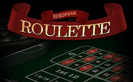Ruleta Europea Barra Lateral