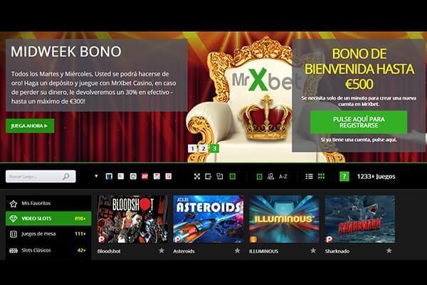 Mrxbet Casino Bonus