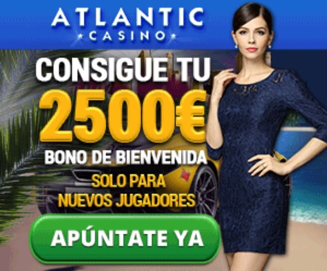 Atlantic Casino bono