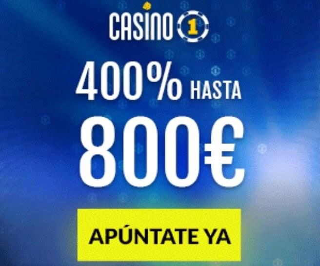 Casino1 bono