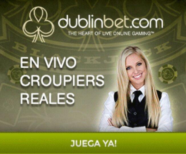 Dublinbet casino en vivo