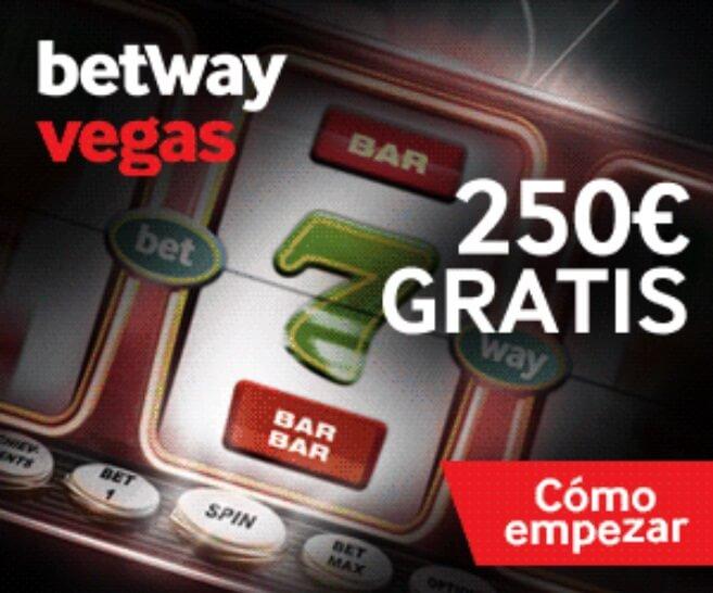 betway casino bonos