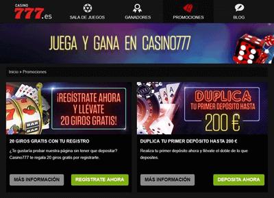 casino 777 juegos casino