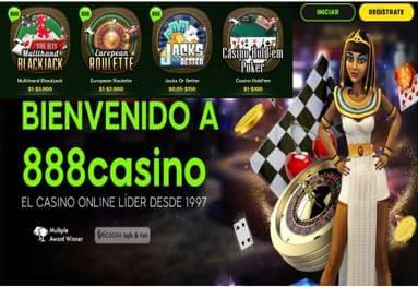 Club Casino 888