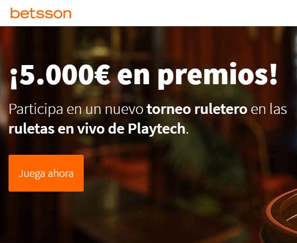 1.000 euros Betsson